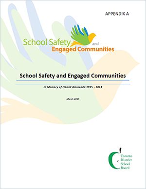 School Safety and Engaged Communities