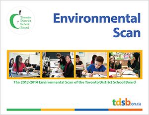 Environmental Scan cover