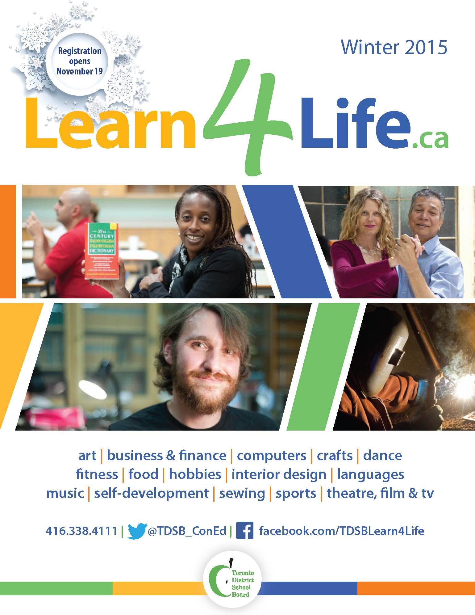 Image of Learn4Life brochure