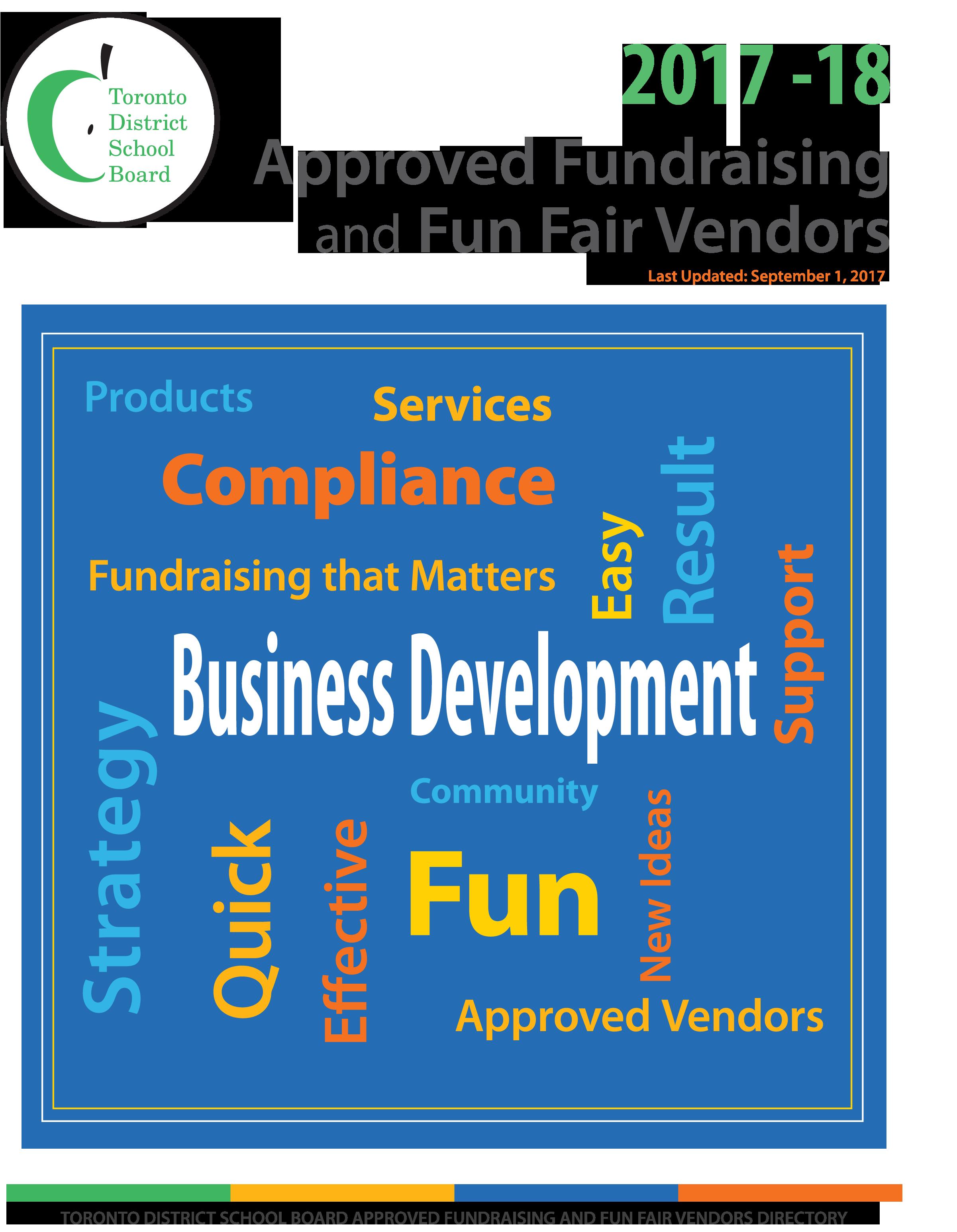 Fundraising Vendors