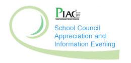 School Council Appreciation and Information Evening