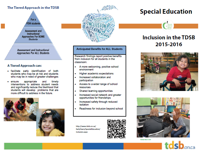 special education inclusion essays View special education and inclusion research papers on academiaedu for free.