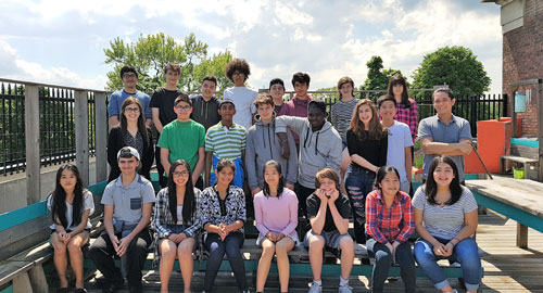 Brock PS One of Four Winners in National STEM Competition