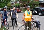 New Harbord CI Bike Infrastructure Project Promotes Sustainable Transportation