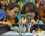 Three school teams take top spots in TDSB FIRST Lego League Competition