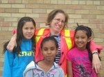 TDSB Principal Nancy Steinhauer receives Stand Up for Kids Award