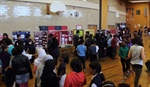 Science Fair at Lawrence Heights Middle School