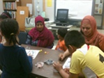 Family Math at Crescent Town Summer School