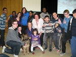 Canadian Paralympic Medalist Visits Eastdale CI