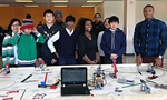 """STEM'ing"" it up with robots at George Harvey CI"