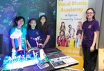 Electrifying project by Downtown Vocal Music Academy featured at DigiPlayspace