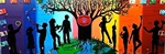 North Kipling JMS Tree of Learning mural unveiled