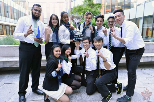 TDSB Students Win at SAGE