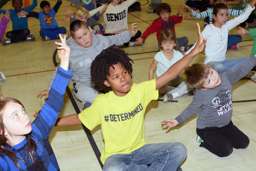 Perth PS program builds community through dance