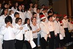 Drewry Secondary School Choir Performs at Queen's Park