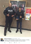 George S Henry Student Wins Crime Stoppers Award