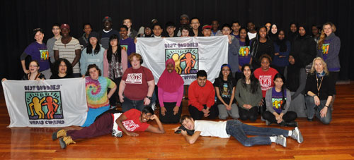 Weston CI Best Buddies Program among top 25 in Canada