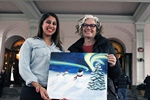 Central Tech artist wins award at Casa Loma art exhibition