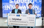 MaST@Danforth CTI students develop award-winning heart monitor