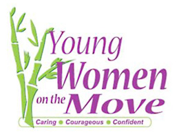 Young Women on the Move Logo