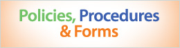 Policies Procedures and Forms