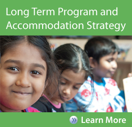 Long Term Program and Accommodation Strategy