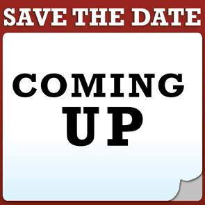Save the Date Comping Up Picture
