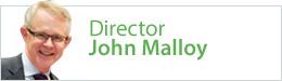 Director John Malloy