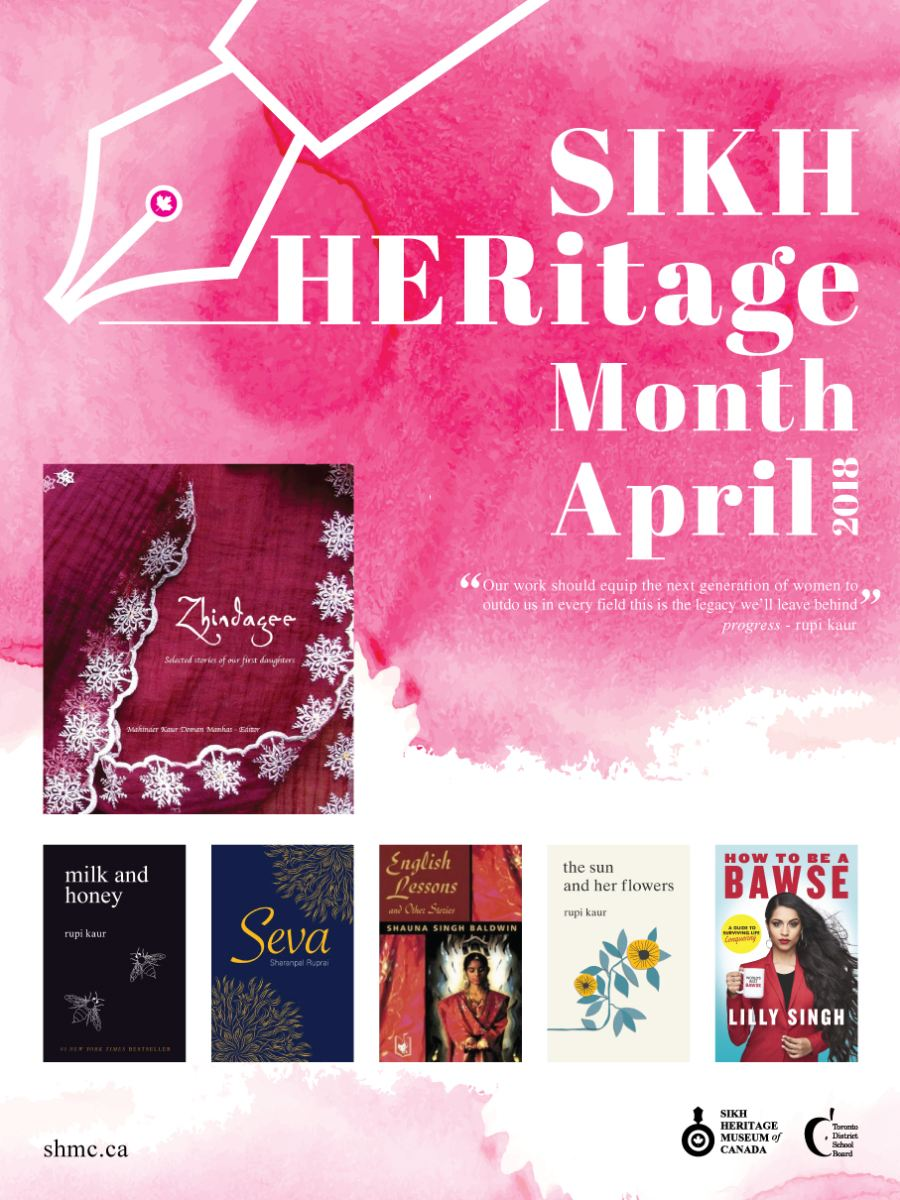 Sikh Heritage Poster 2