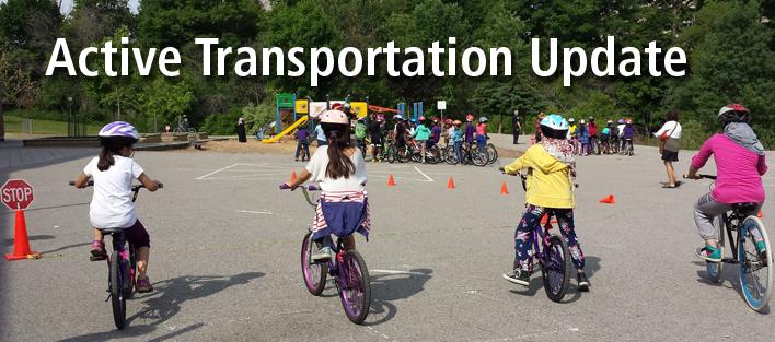 Active transportation update