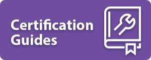 Certification Guides