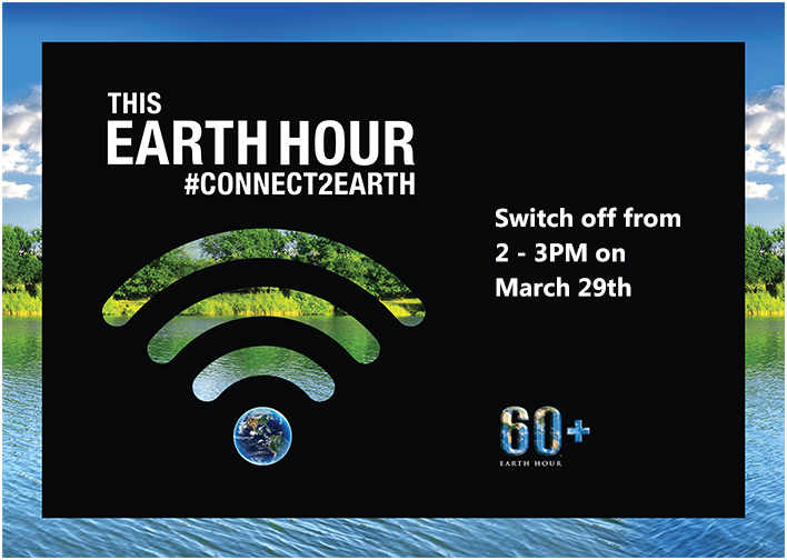 Earth Hour 2019 Image