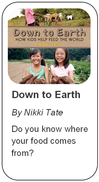 Down to Earth by Nikki Tate