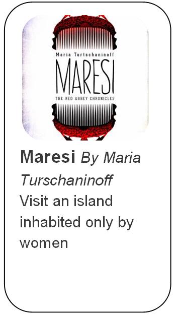 Maresi by Maria Turschaninoff