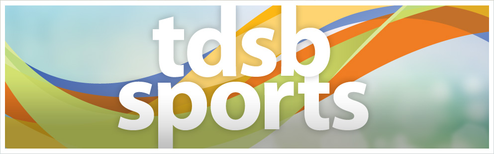 TDSB Sports Home Page Banner