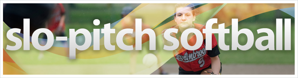 TDSSAA Girls' Slo-pitch Banner