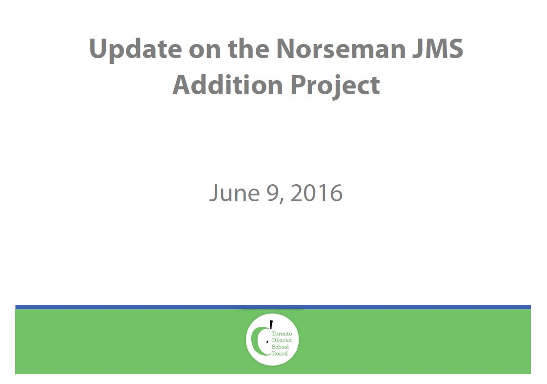 Update On Norseman
