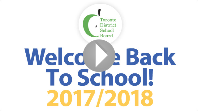 Director's Welcome Back Video