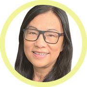 portrait of Manna Wong