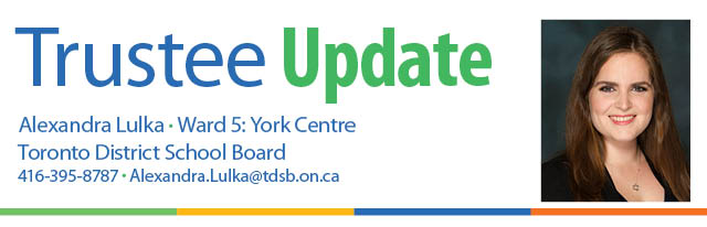 Ward 5 newletter header