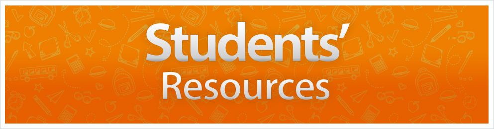 Students - Back to School Resources