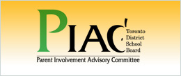 Parent Involvement Advisory Committee