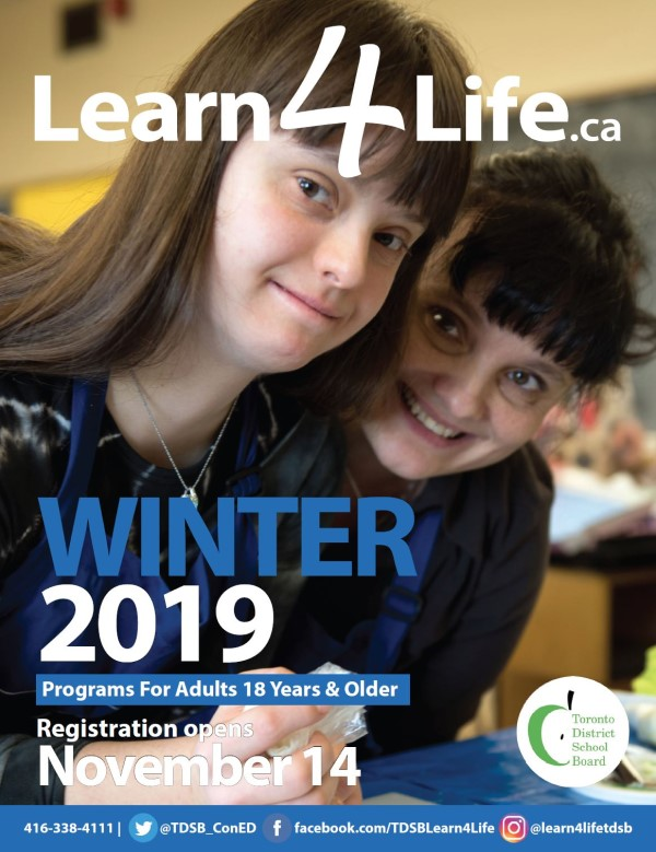 learn4life Winter 2019 Brochure