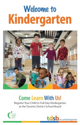 Kindergarten Booklet 2019