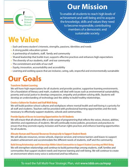 Multi-Year Strategic Plan
