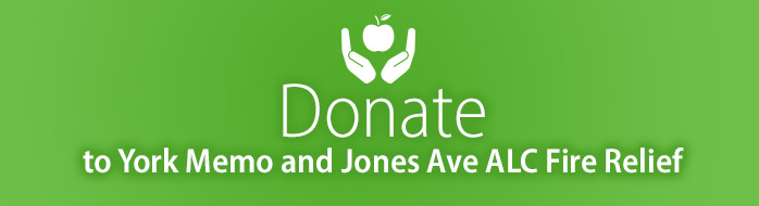 Donate to York Memo and Jones Avenue Adult Learning Centre Fire Relief
