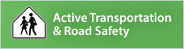 Active Transportation and Road Safety