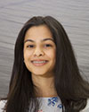 Student Senate Learning Centre 2 Co-Chair Shafiya Khan, Lester B. Pearson Elementary & Middle School, Grade 8