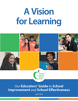Vision for Learning Document