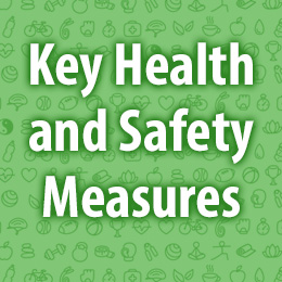 Key Health and Safety Measures